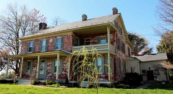 Lancaster County farmhouse for sale in PA