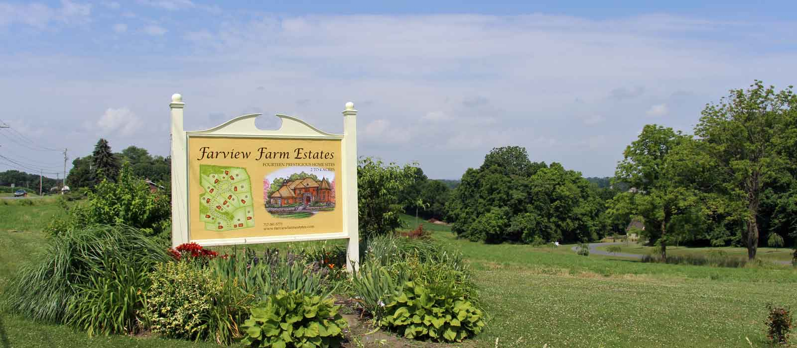 Farview Farm Estates, Lancaster PA