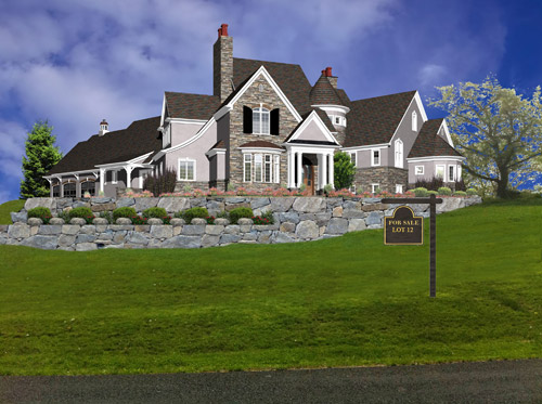 Farview Farm Estates concept home