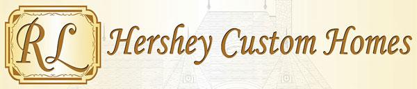 RL Hershey Custom Homes Logo